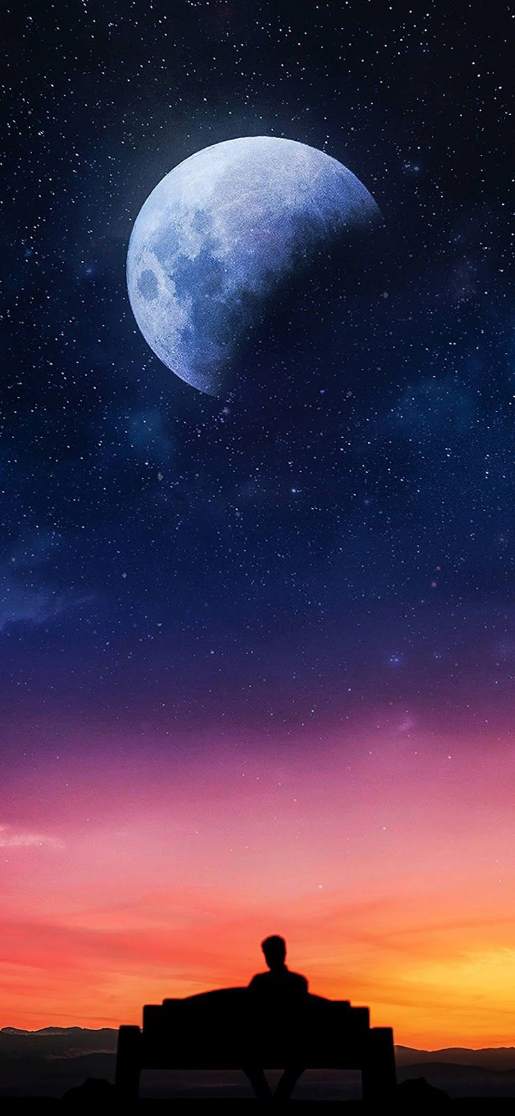 Starry Sky Iphone Xs Max Background Iphone Wallpaper Sky Night Sky Photography Night Sky Photography Stars