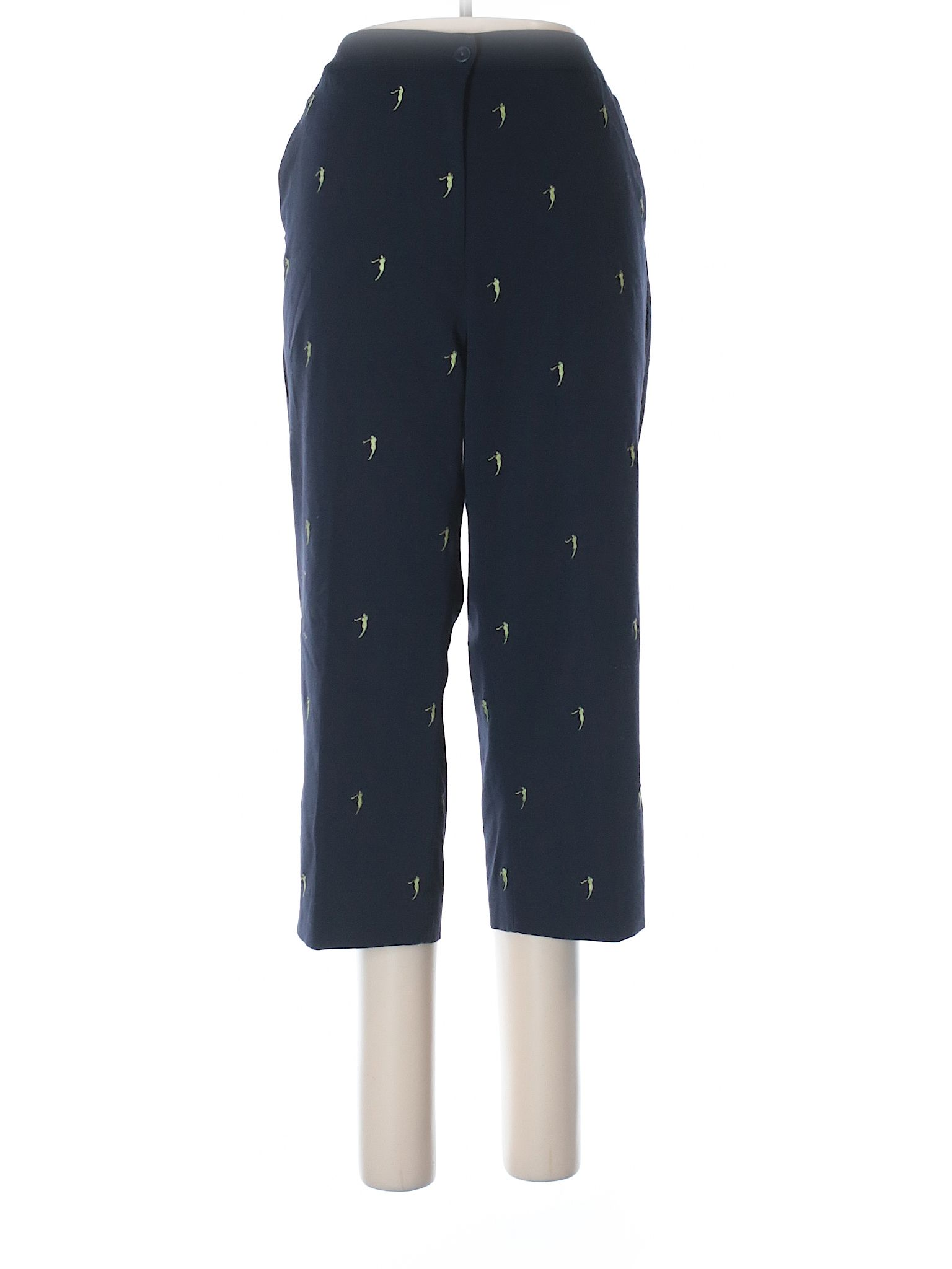 Ep Pro Khakis Size 1200 Navy Blue Womens Bottoms