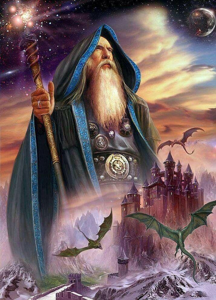 Resultado de imagen de magos y los iniciados-esoterico
