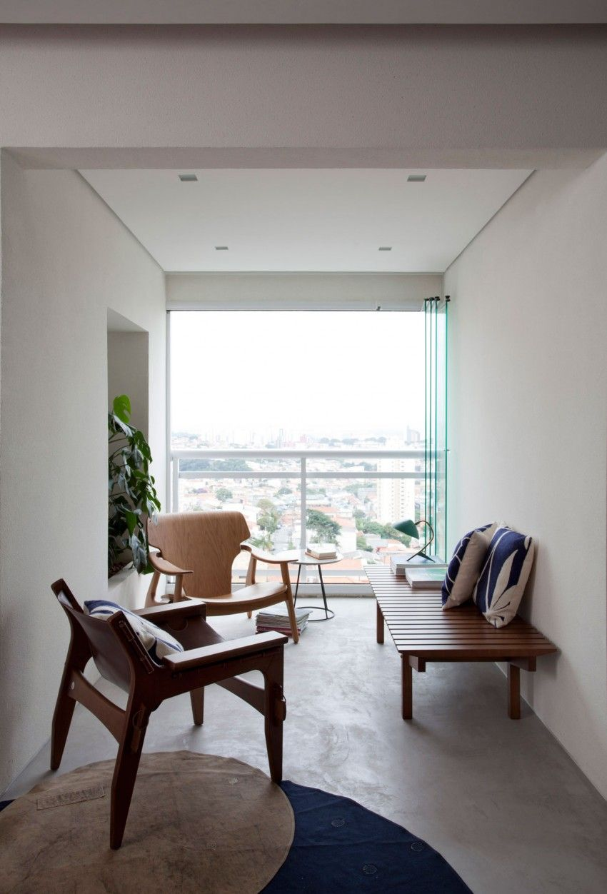 A 700-Square-Foot Apartment For A Young Couple | Pinterest | Young ...