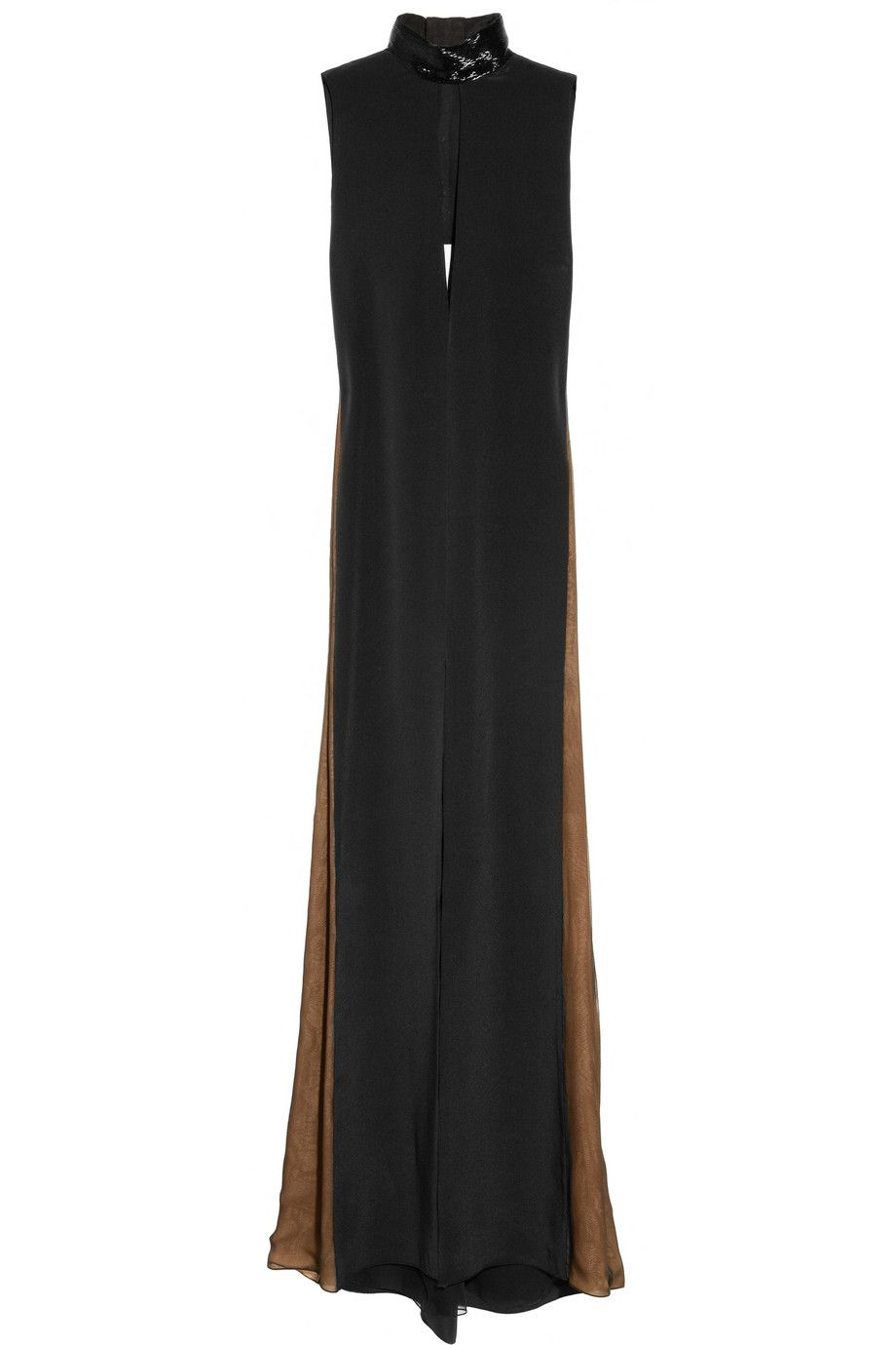 Doable remake gown with poloneck emilio pucci diy pinterest