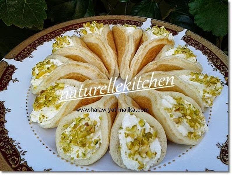 حلويات مليكة لعشاق الحلويات قطايف عصافيري راقية Food Cheese Camembert Cheese