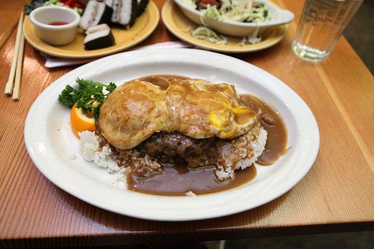 The Best Hawaiian Food In Los Angeles Comfort Food Food Hawaiian Food