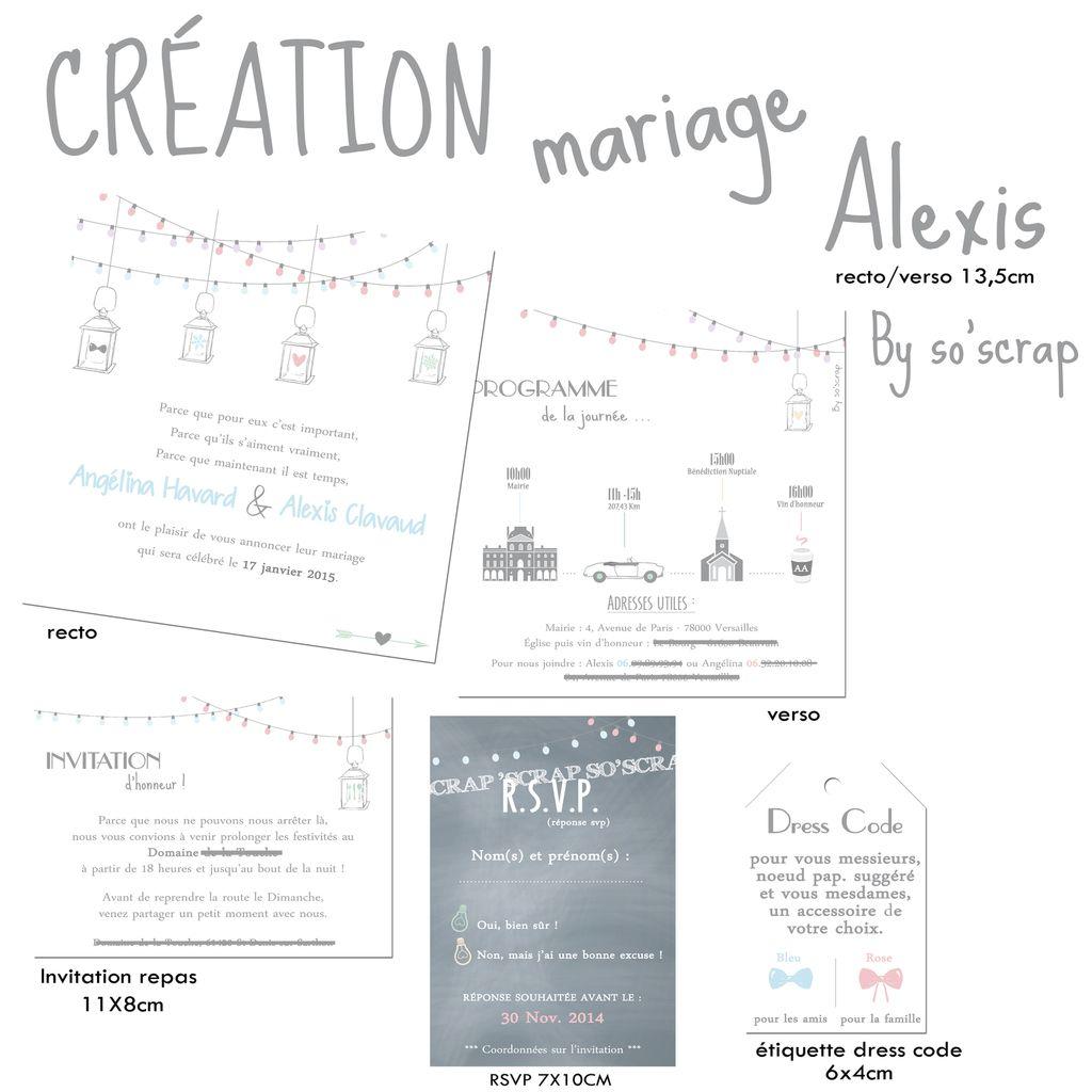 Texte faire part mariage invitation au diner