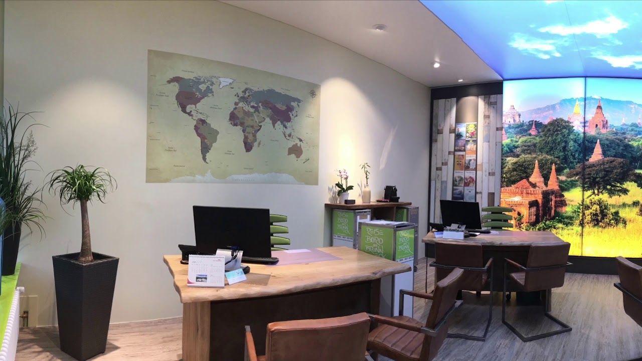 Reisebüro / travel agency - Ladenbau / shop fitting - Als ...