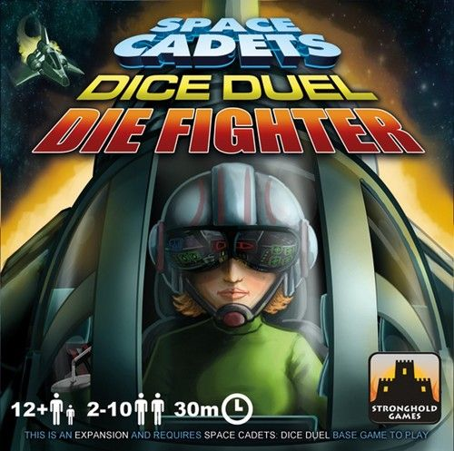 Space Cadets: Dice Duel – Die Fighter, 7.6 BGG rating.