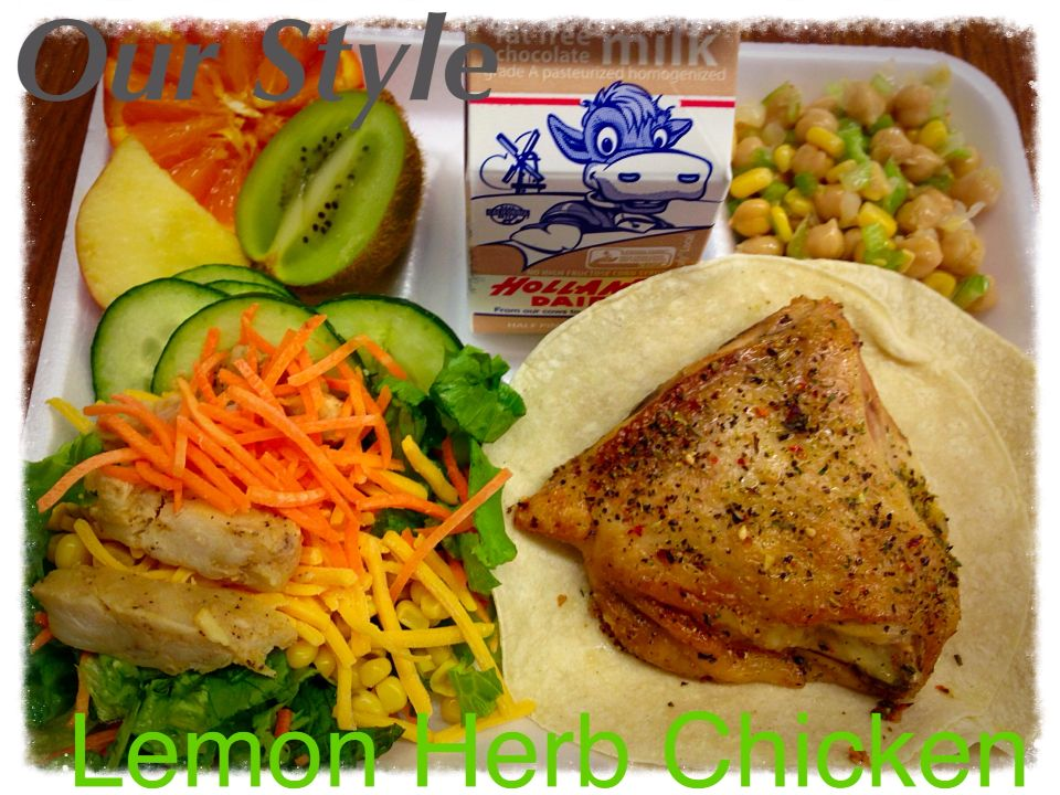 Lemon Herb Chicken Lemon Herb Chicken Lemon Herb Healthy School Lunches