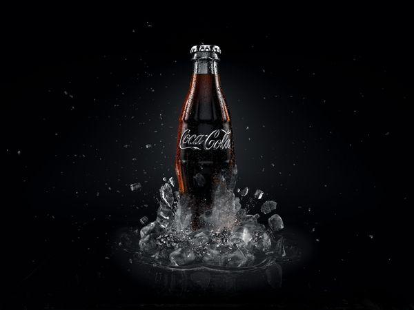 Coca-Cola on Ice  3dsmax+vray+realflow | Coca Cola in 2019 | Cola