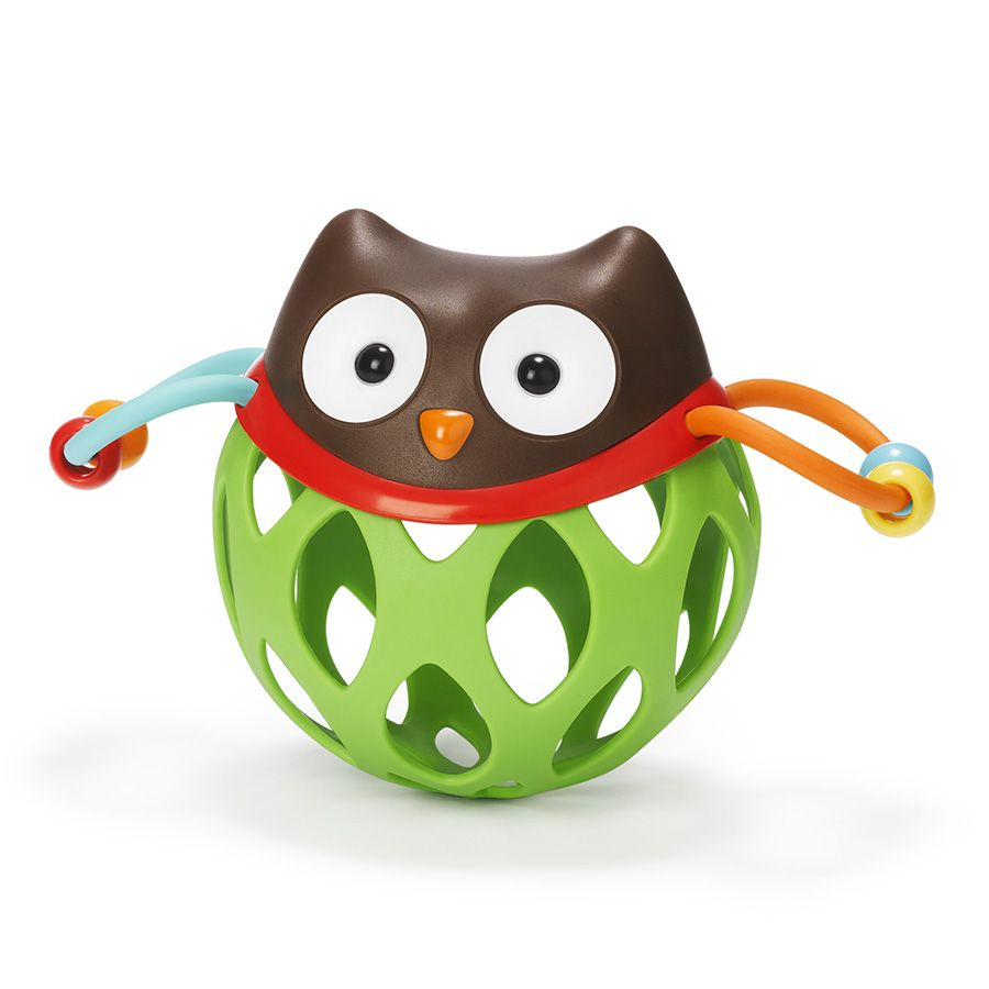 Skip Hop Roll Around Rattles Owl Toys R Us Australia Official Site Toys Games Outdoor Fun Baby Products More Rattles Skip Hop Educational Baby Toys
