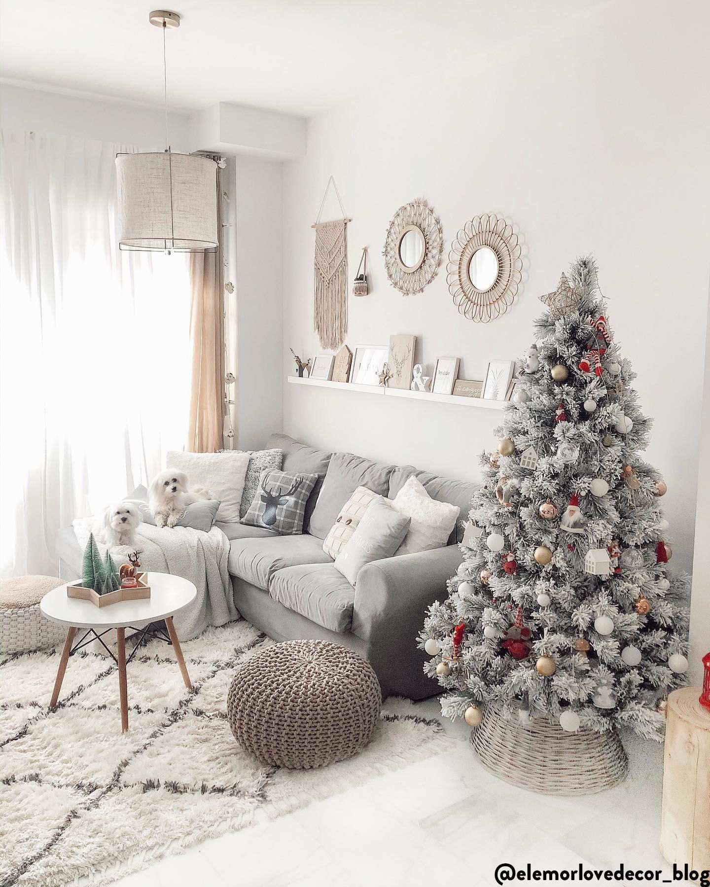 Bianco Natale Westwing Decorazione Per Stanze Di Adolescenti Idea Di Decorazione Idee Arredamento Soggiorno