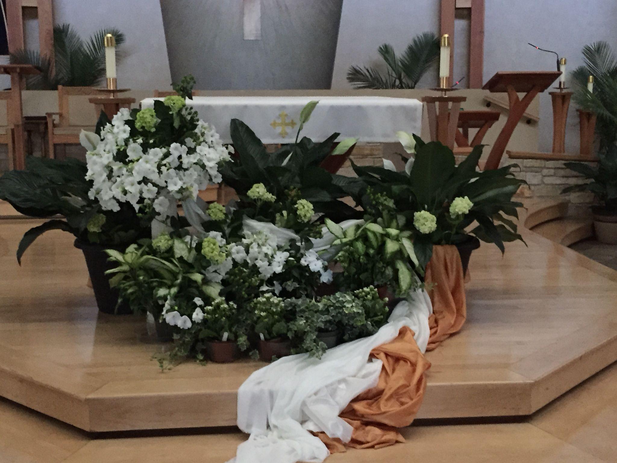 Corpus Christi Altar 2017 Notre Dame Catholic Church