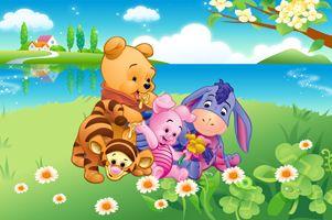 .: Ursinho Pooh Baby :.