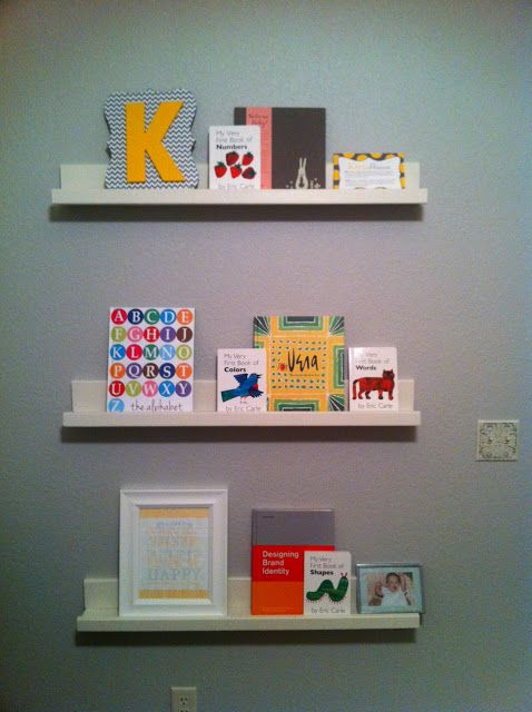 ikea floating shelves for books