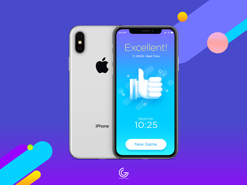 Free Iphone X Mockup Psd For Screens Iphone Mockup Iphone Iphone Mockup Free