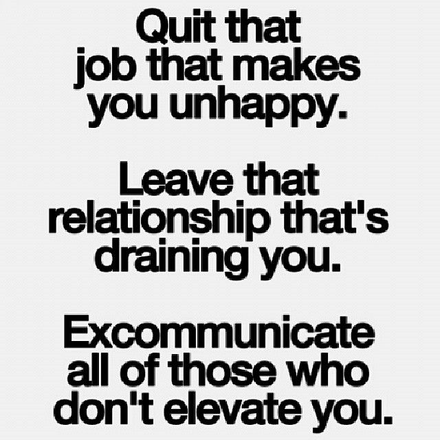 Great Relationships After Quitting Job Sadness Is When You Want To