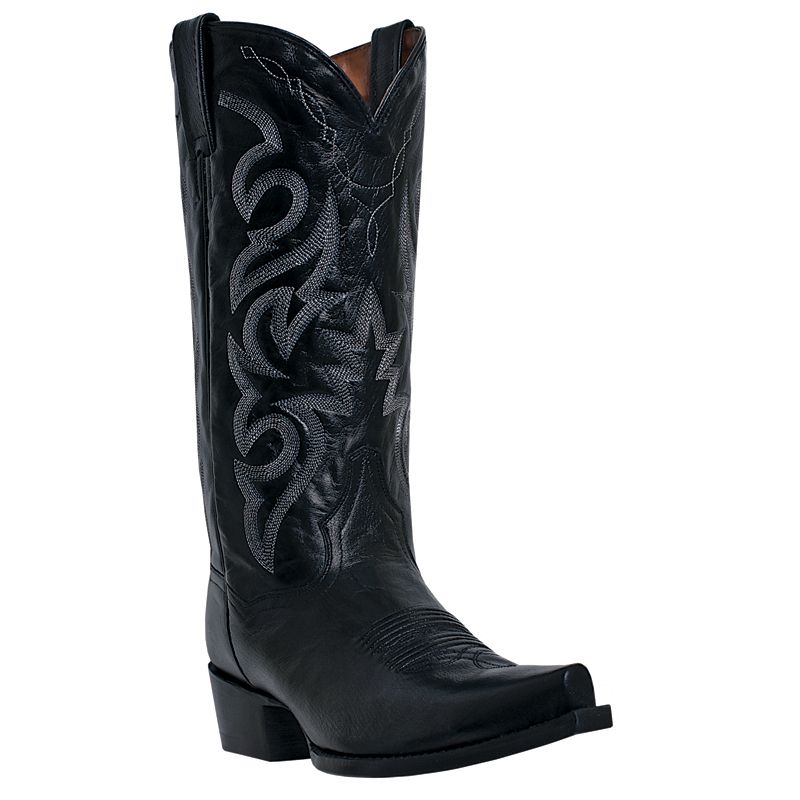 Dp2110s Dan Post Men S Milwaukee S Western Boots Black