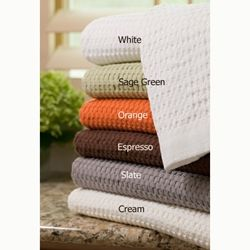 Extra Large Waffle Weave Bath Sheet Towels Modern Style With