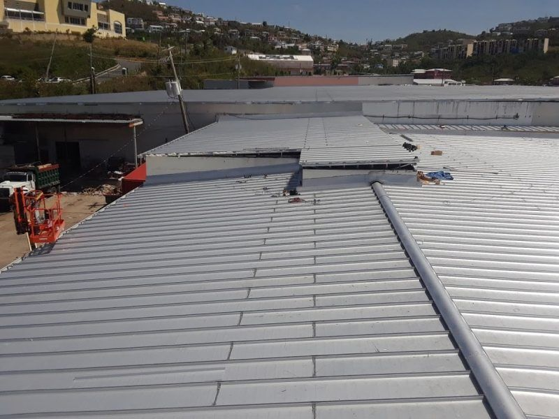 Tropical Reroofing Reroofing Construction News Metal Construction