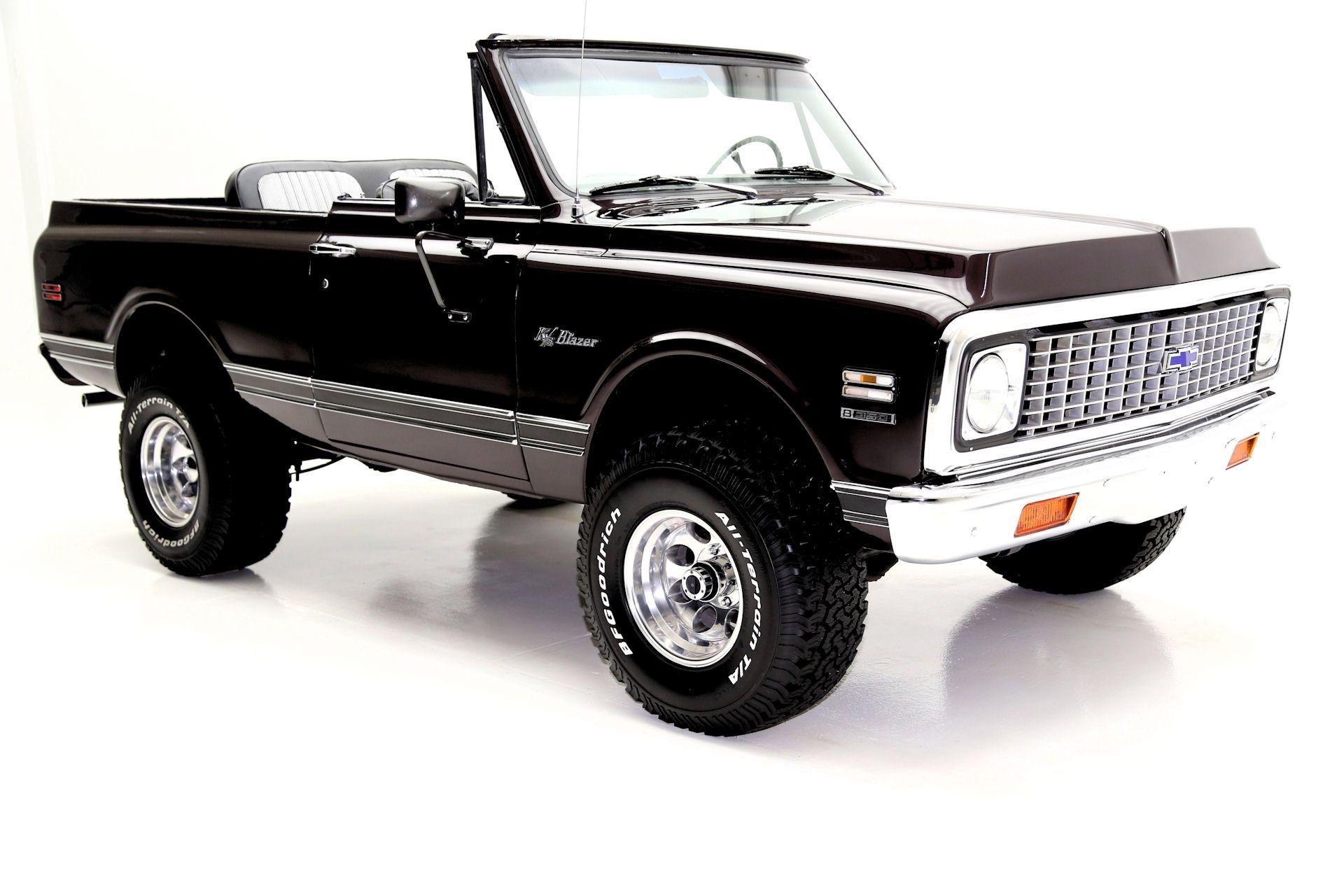 1972 Chevy K5 Blazer Ar K5 Blazer Chevy Chevy Trucks