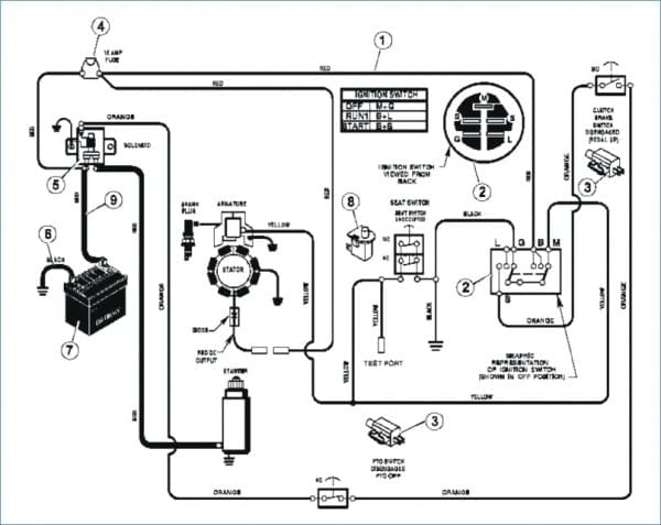 29 Briggs And Stratton Charging System Diagram Wiring Diagram List Briggs Stratton Electrical Diagram Stratton