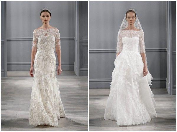 Monique Lhuillier Spring 2014 Bridal Collection | 2014 BRIDAL GOWNS ...