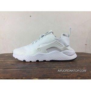 Nike Air Huarache Ultra Retro Running Shoes 819151-102 All White Latest ee81068d28e9