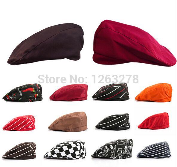 Cheap Hotel moda trabajo tapas del Chef sombrero occidental restaurante  café Bar avance sombreros para mujer 25e8a4bfac5