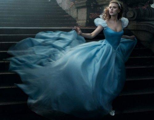 Cinderella Blue Wedding Dress 2012 Yeah I know. I shouldn\'t like ...