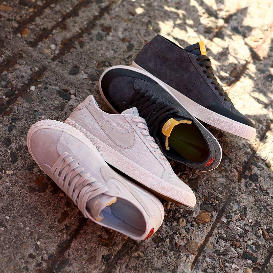 """segunda mano Punto de exclamación Prevención  Nike SB Blazer Low Decon a Chukka XT z kolekce """"Lance Mountain"""" 🌺  👉www.popname.cz   Nike sb, Nike, Sneakers"""
