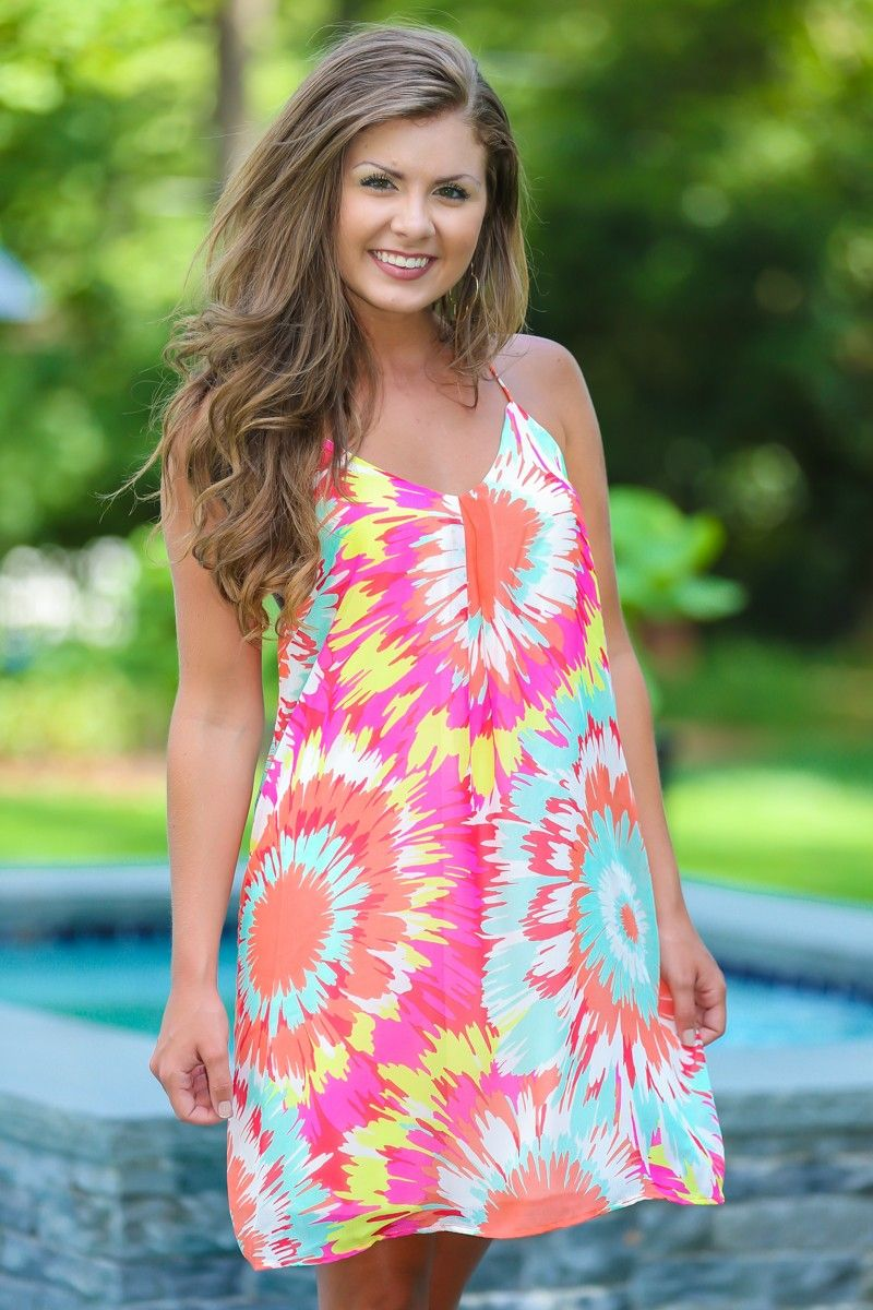Bound For Belize Dress - New Arrivals   The Red Dress Boutique ...