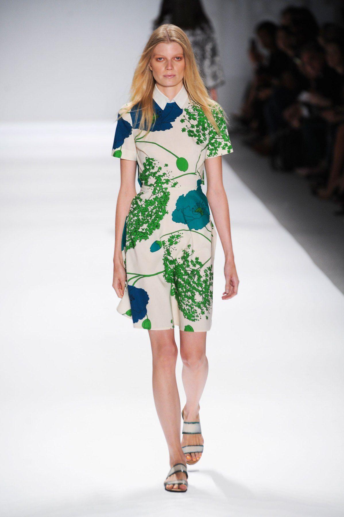 Vivienne Tam Nova York Verão 2014 RTW Ideias fashion