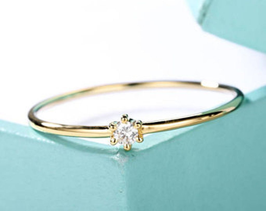 design image rings bands ring minimalist engagement simple
