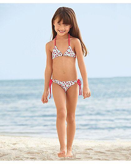 cherry swimsuit | Bebe | Pinterest