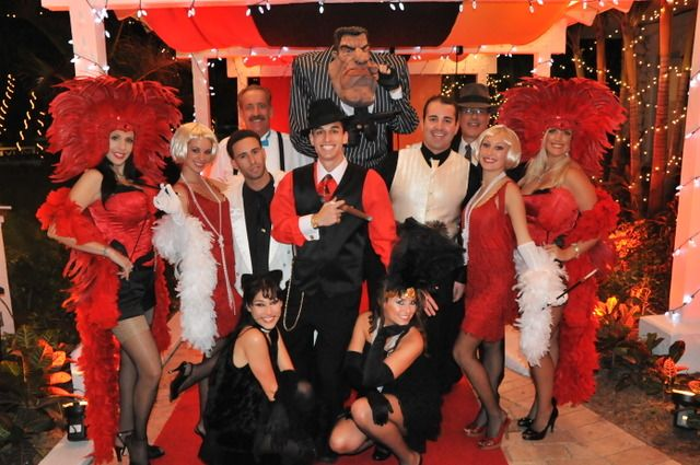 Casino theme night parties valencia casino bob dylan