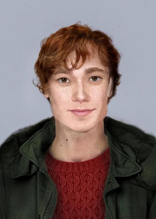 Semi Realistic Charlie Weasley Hphogwartsmystery Percy Weasley Weasley Aesthetic Weasley