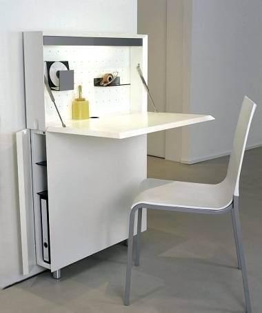 Kleine Schreibtische Design compact home office idea küche kleine schreibtische