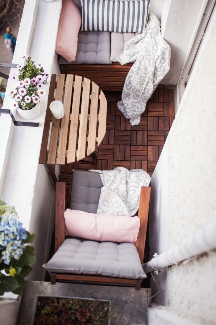 ▷ 1001 + ideas sobre decoración de terrazas pequeñas Pinterest - decoracion de terrazas pequeas