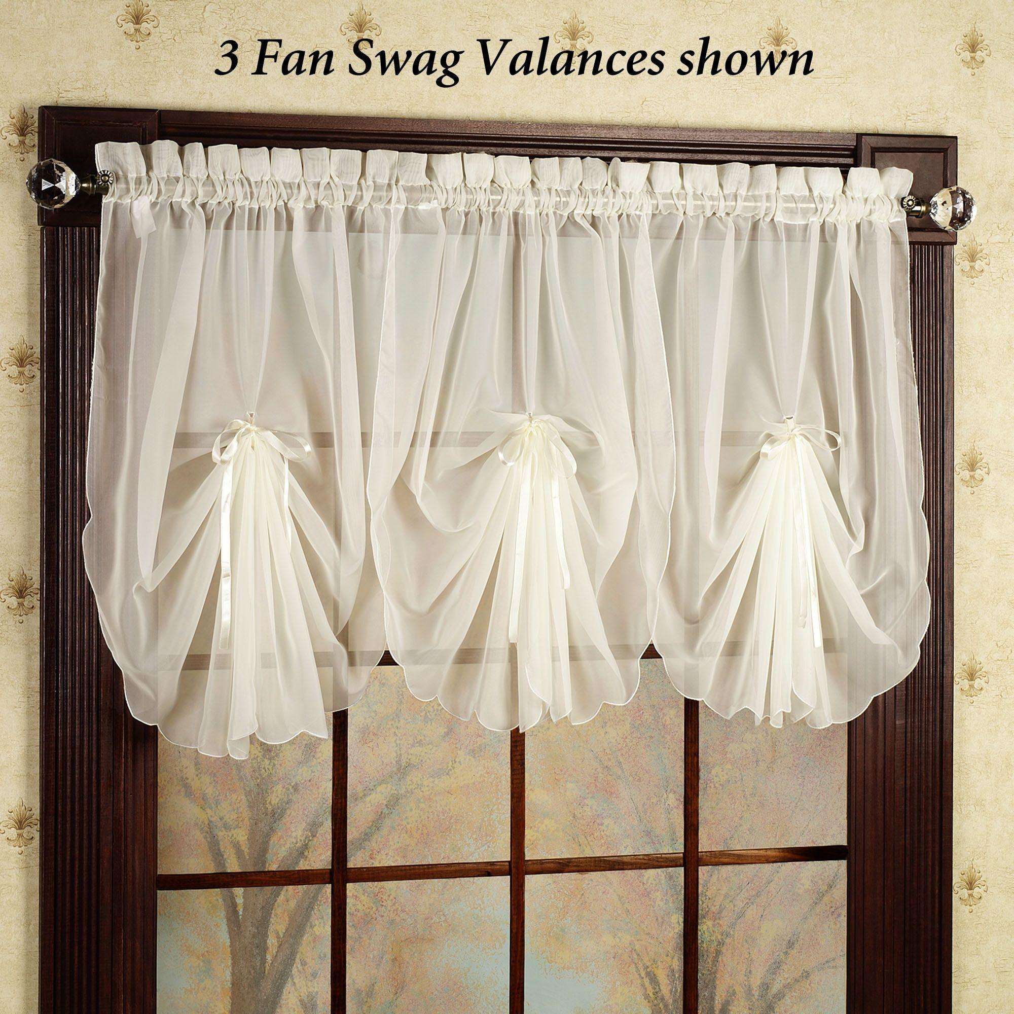Bedroom Valances For Windows Dizajn Okna Shtory Lambreken