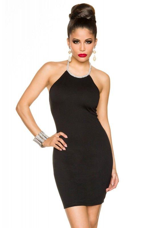 Kleider elegant schwarz