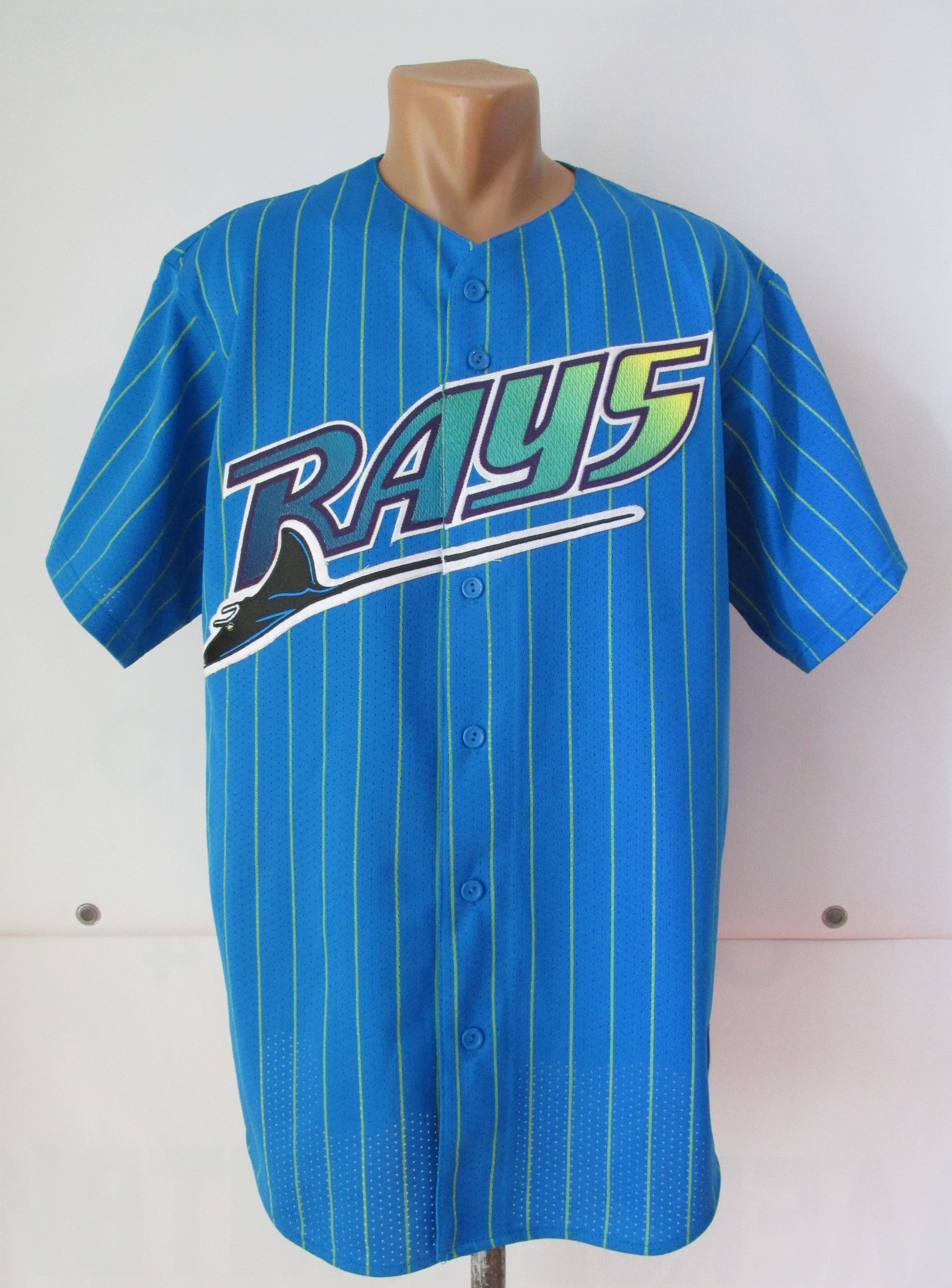 low priced 245e1 6f7cb real tampa bay rays baseball jersey 22c89 679a3