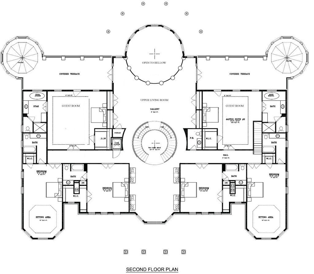 Pleasant Pin By Racky Salzman On Rch Luxury Floor Plans Download Free Architecture Designs Rallybritishbridgeorg