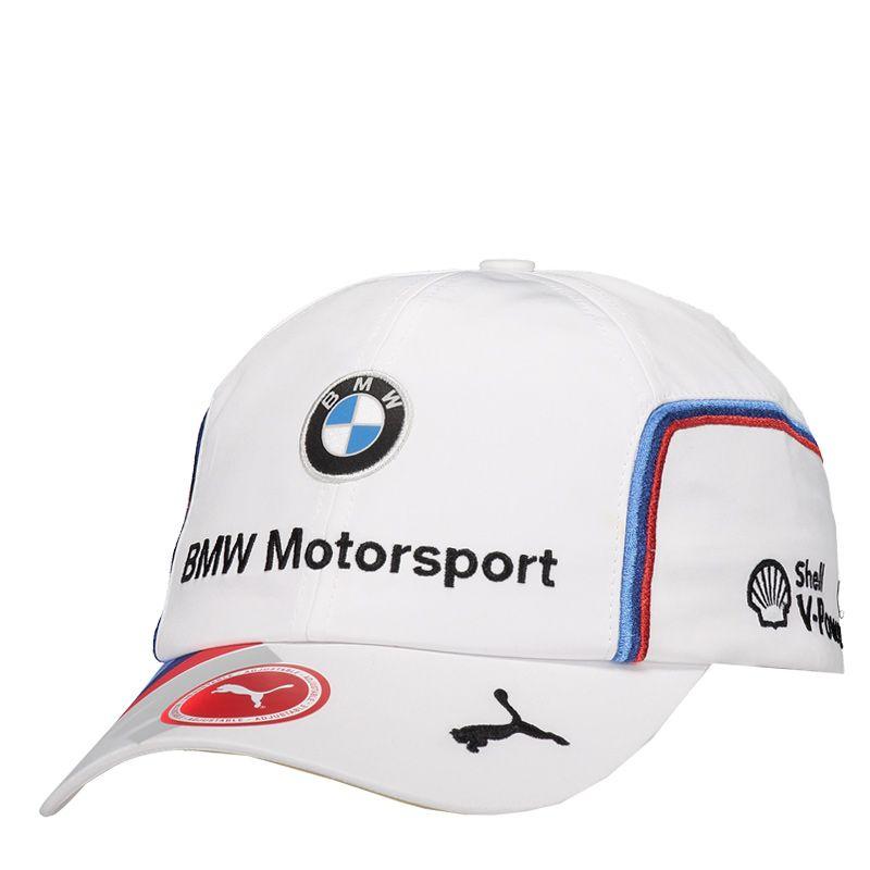 eecf155afedab Boné Puma BMW Motorsport Team Branco Somente na FutFanatics você compra  agora Boné Puma BMW Motorsport Team Branco por apenas R  159.90.  Automobilismo.