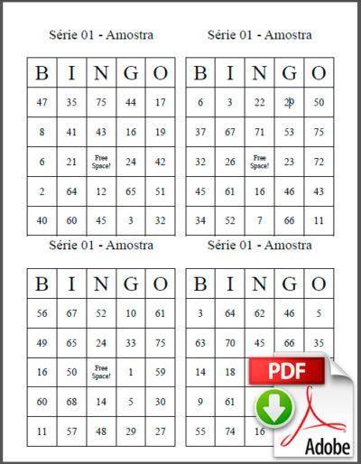 Bingo Para Chá De Bebê Para Imprimir Cartelas De Bingo Bingo Tabuada