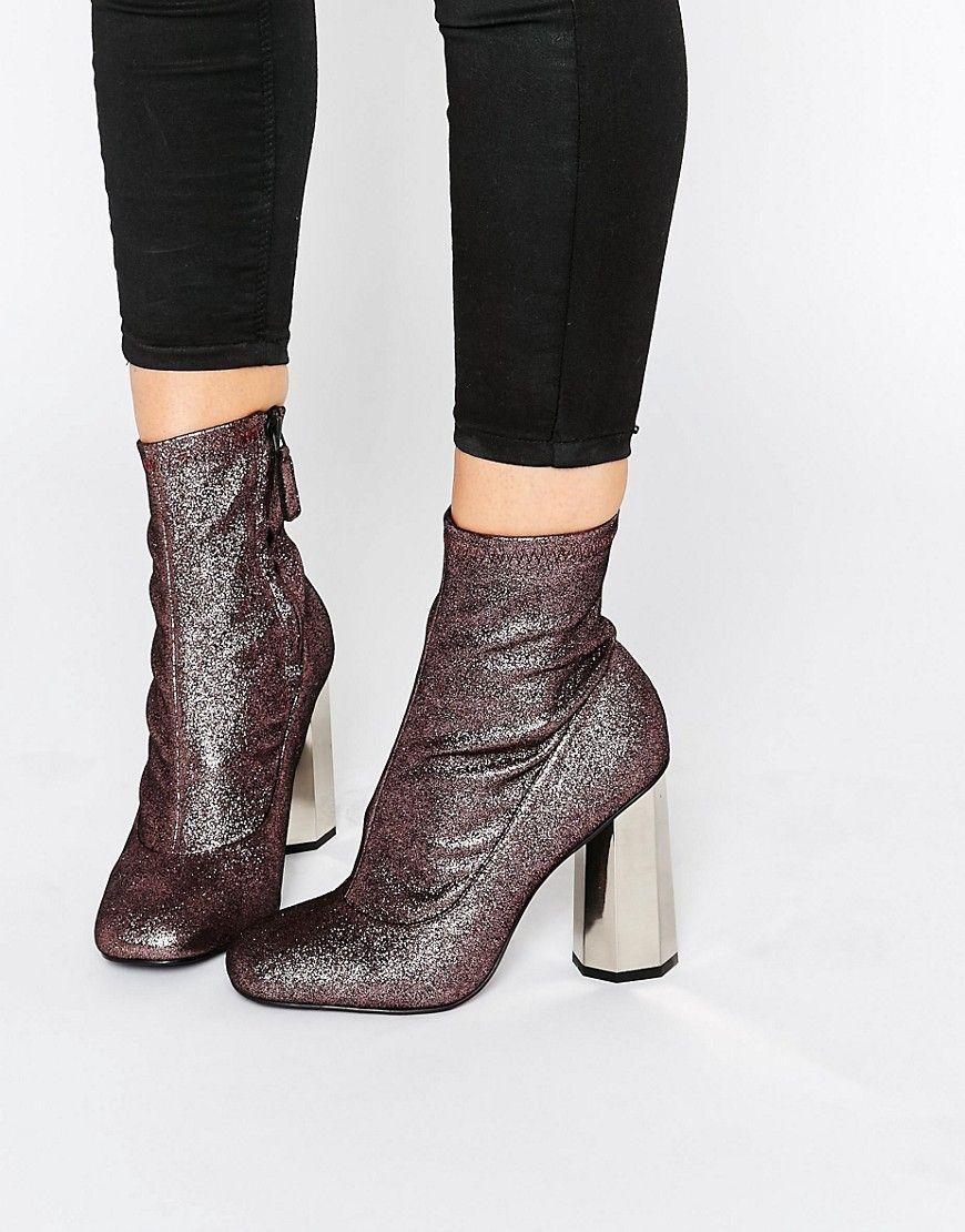 Senso Umar II Fairy Floss Stretch Sock Boots