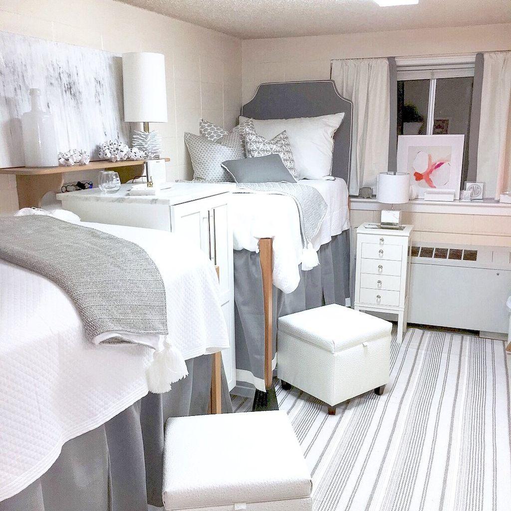 Simple Cozybedroom Ideas: DIY Dorm Room Organization Ideas On A Budget (3)