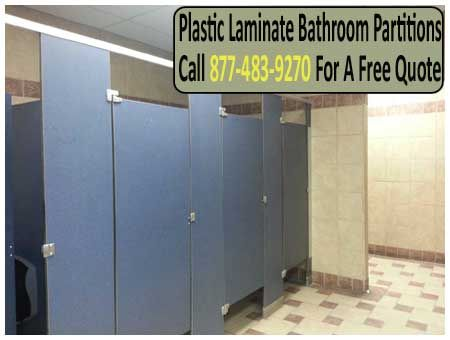 These Bathroom Partitions Are Offered In A Complement Of Designer - Laminate bathroom partitions