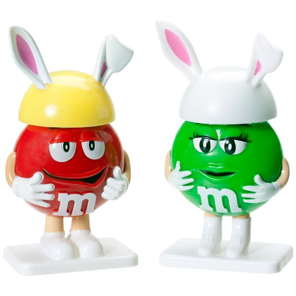 All m m candy characters minis candy filled easter bunny stuff your easter basket with unique candy gifts like a jumbo gummy bunny a giant chocolate dinosaur egg or old fashioned marshmallow eggs negle Image collections