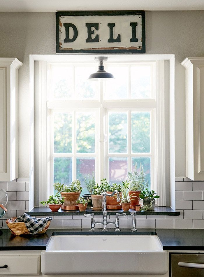 Mesmerizing Kitchen Window Sill Ideas 58 For Your Home Decoration