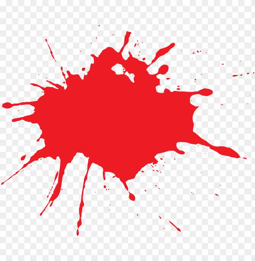 Red Paint Splash Png Png Image With Transparent Background Png Free Png Images In 2020 Paint Splash Banner Background Images Red Paint