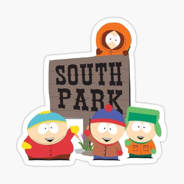Pegatinas South Park South Park Pegatinas Diseno De Pegatina